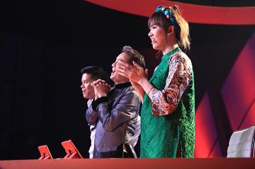 buoc nhay ngan can: hari won khang dinh hien gio khong dung tien cua ban trai - 14
