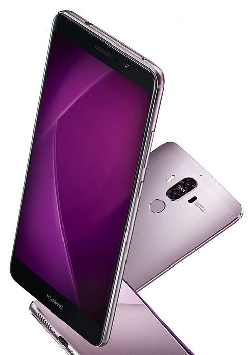 huawei mate 9 pro voi man hinh cong 5,9 inch lo anh chinh thuc - 2