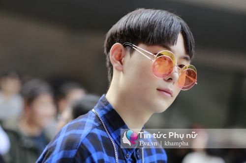 man nhan vi tin do thoi trang khoe sac tai seoul fashion week - 9