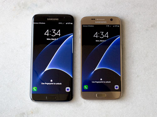 """8 tin don ve galaxy s8, mot trong cac smartphone """"nong"""" nhat nam 2017 - 1"""