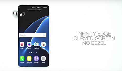 """8 tin don ve galaxy s8, mot trong cac smartphone """"nong"""" nhat nam 2017 - 4"""