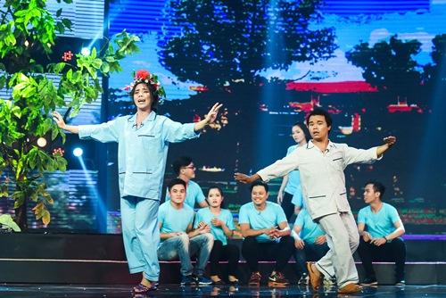 "chung ket lang hai mo hoi: giam khao tram tro ma xuc dong vi ""xom ngheo that thu"" - 12"