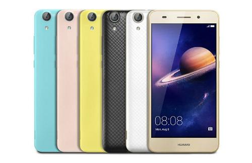 huawei y6ii: smartphone gia re, thiet ke sang - 2