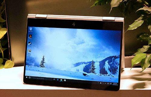 """hp spectre x360: laptop 2 trong 1 thiet ke dep, hieu suat """"trau"""" - 3"""