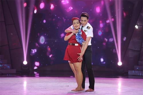 tv show: hoc tro dong nhi dang quang thuyet phuc; thi sinh ra ve vi... xin do an cua ban - 12