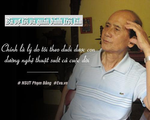 nghe si pham bang: mot doi thuong vo khon xiet! - 4
