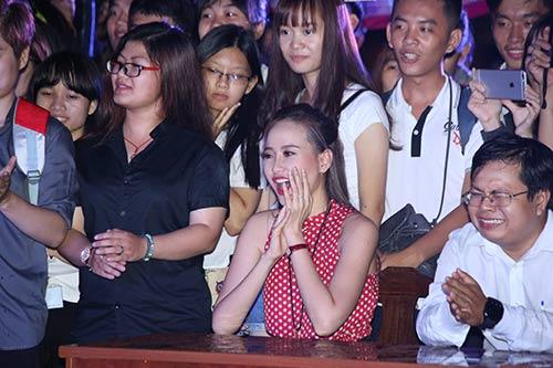 vo hoang yen, khanh ngan the face cuong nhiet dem halloween - 6