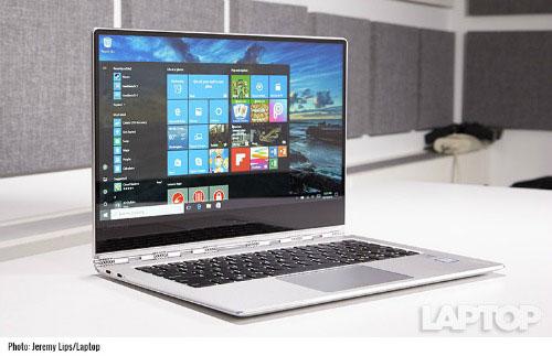 lenovo yoga 910: laptop 2 trong 1 tuyet voi - 2