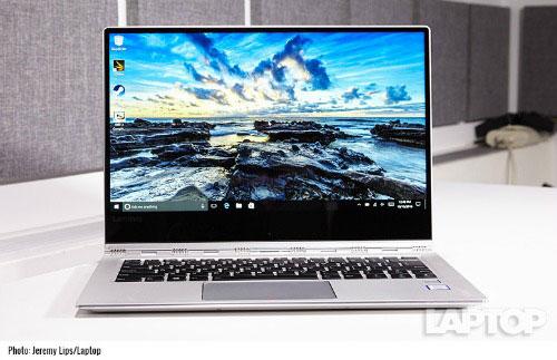 lenovo yoga 910: laptop 2 trong 1 tuyet voi - 5