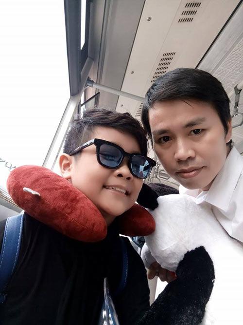 bo trinh nhat minh: da co ke hoach dung tien thuong 300 trieu sau the voice kids 2016 - 2