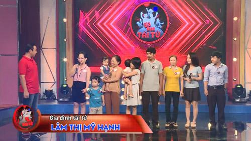 dong day niem vui bat tan cung gameshow gia dinh tai tu - 2