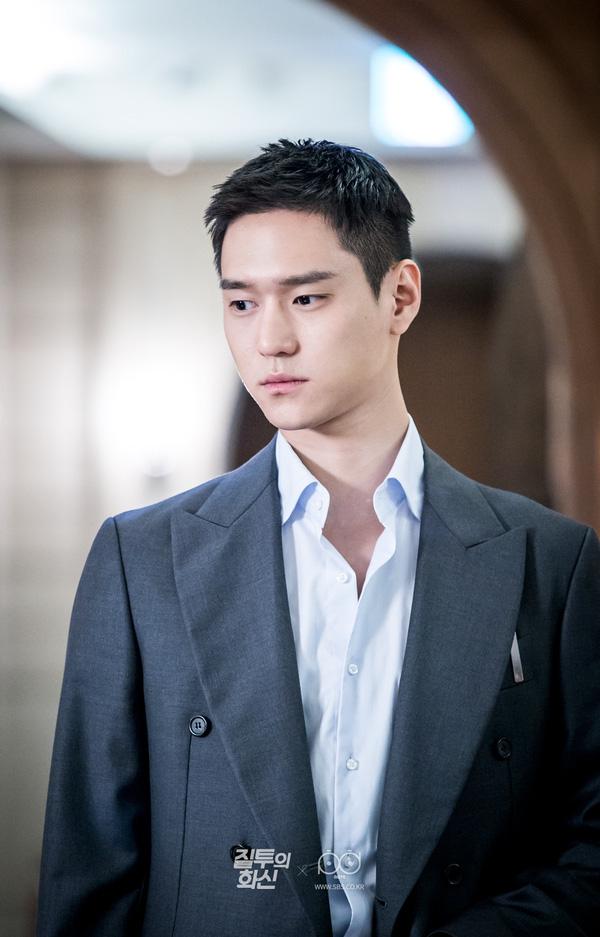 """""""rung tim"""" vi nhung chang thu sinh moi noi trong phim han - 1"""