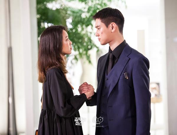 """""""rung tim"""" vi nhung chang thu sinh moi noi trong phim han - 2"""