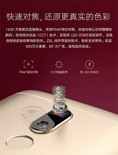 """smartphone moto m lo anh chinh thuc, """"phoi bay"""" cau hinh, thiet ke - 4"""