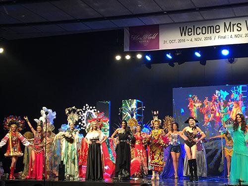 hoa hau kim hong tang non la va hoa sen cho tan mrs world 2016 - 3