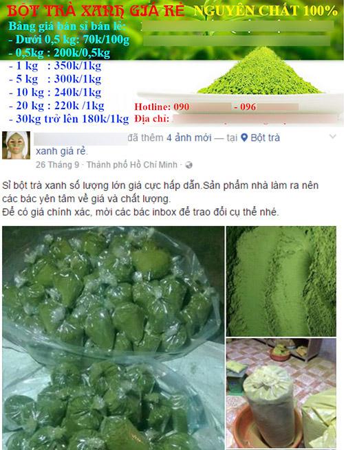 tra thai handmade khong ro nguon goc gay hai suc khoe - 3