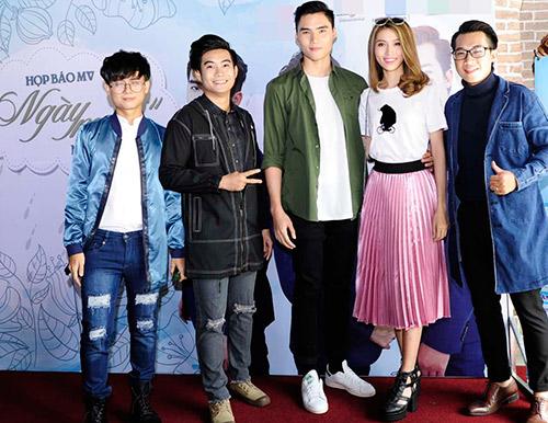 """""""cap doi tv show"""" quynh chau - quang hung tinh tu den chuc mung nhom nhac - 3"""