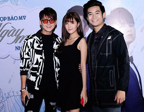 """""""cap doi tv show"""" quynh chau - quang hung tinh tu den chuc mung nhom nhac - 12"""