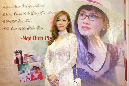 """""""hat bui con vuong"""" - chan dung song dong nhung buon tui cua ngo bich phuong - 5"""