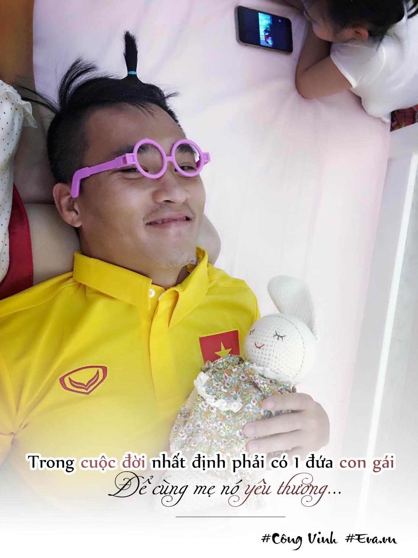 """ong bo noi tieng cong vinh va nhung tho lo am long ve co """"con gai ruou"""" luon giau kin - 1"""
