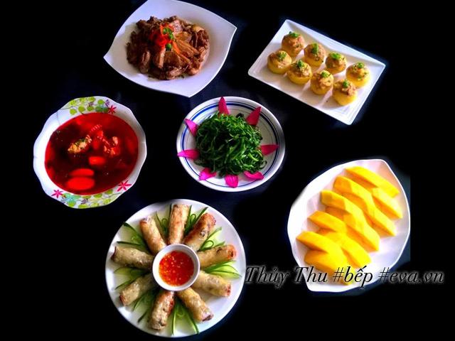 bua com ngon mieng cho chieu lanh - 1