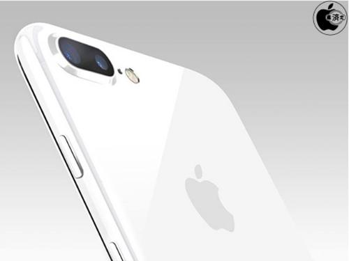 iphone 7 mau trang bong sap xuat hien - 1