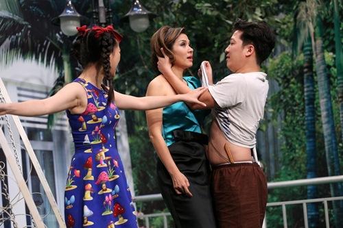 on gioi tap 2: viet trinh dung gay go phang vao dau truong giang - 5