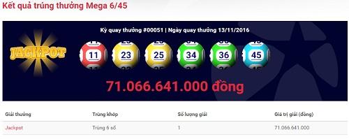 nguòi trúng hon 71 tỷ dòng xỏ só da mua vé tại tp. hcm - 1
