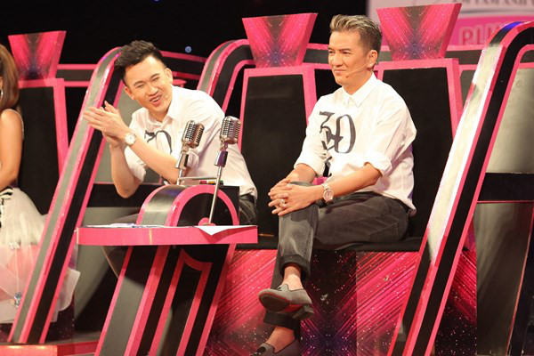 "4 vi huan luyen vien ""at chu bai"" trong cac gameshow am nhac - 7"