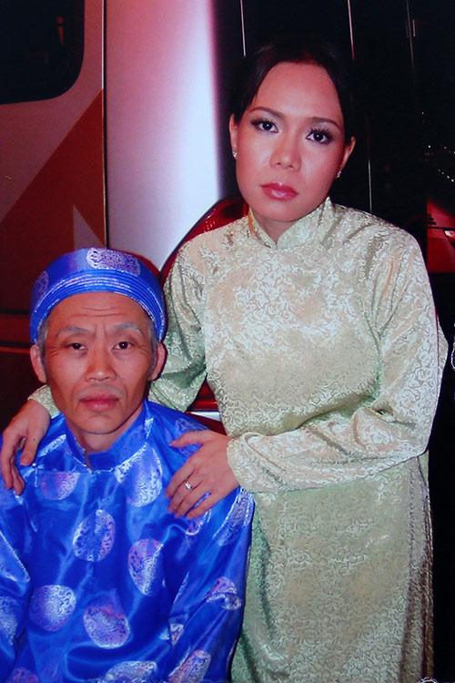 """viet huong - danh hai """"chan ngan"""" van duoc chong het muc yeu thuong - 4"""