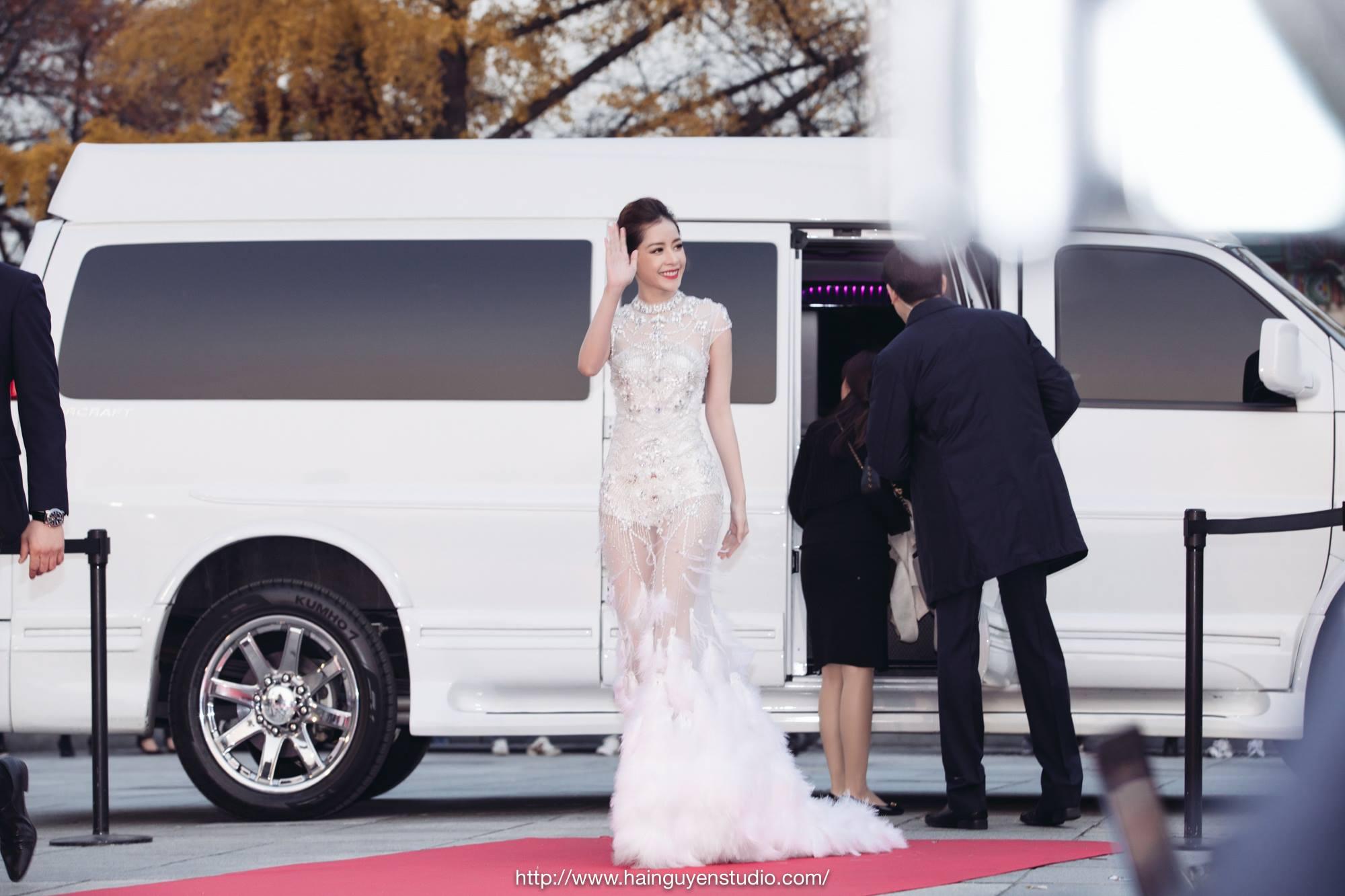 chi pu danh bat dan my nhan xu han tren tham do asia artist awards - 1