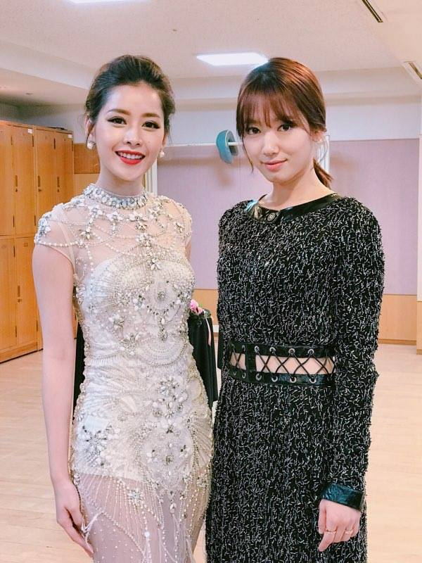 chi pu danh bat dan my nhan xu han tren tham do asia artist awards - 5