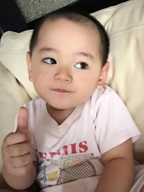"""""""rung tim"""" voi guong mat thien than cua con trai tra my idol - 10"""