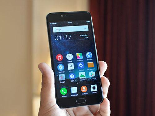 vivo v5: smartphone dau tien trang bi camera truoc 20 mp - 1