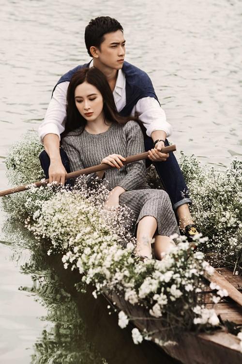 angela phuong trinh cung vo canh dam say, lang man tren thuyen tinh - 3