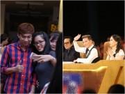 Làng sao - Hồ Việt Trung - Vĩnh Thuyên Kim bị vây kín, Mr Đàm - Cẩm Ly quyền lực trên ghế nóng