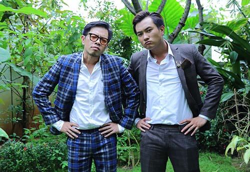 """thai hoa cung """"con trai hot boy"""" xuyen khong den the gioi moi - 1"""