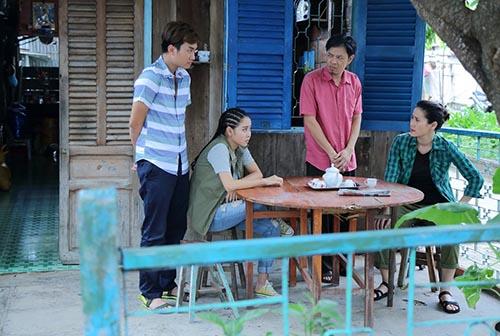 """thai hoa cung """"con trai hot boy"""" xuyen khong den the gioi moi - 3"""