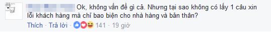 "tam thu cua minh nhat masterchef gui khach hang bi to ""dao van"" - 3"
