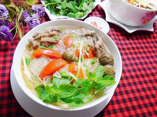 4 mon bun ngon mien che ban co the lam cho bua sang - 3