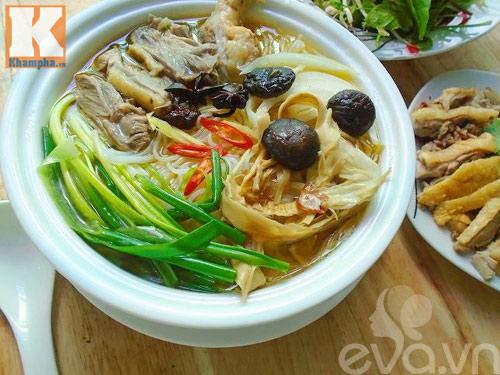 4 mon bun ngon mien che ban co the lam cho bua sang - 2