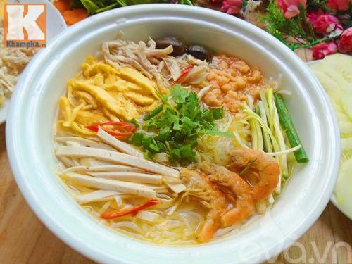 4 mon bun ngon mien che ban co the lam cho bua sang - 1