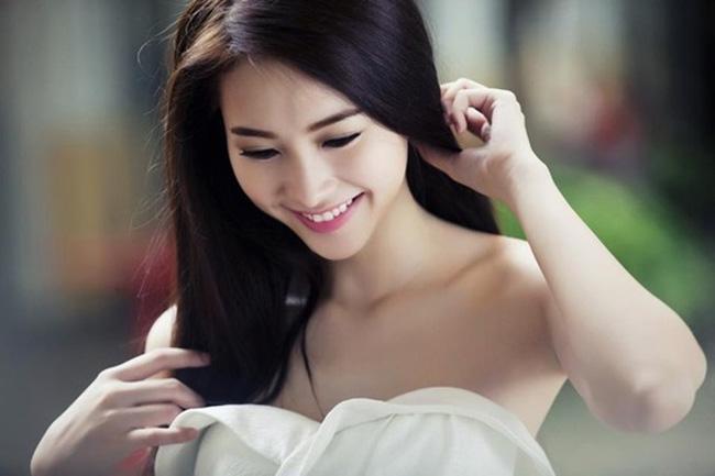 Choáng với dàn mỹ nữ toàn Hoa - Á hậu và chân dài trong phim Việt ngàn tập-15
