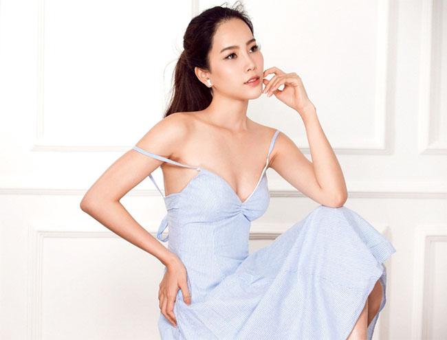 Choáng với dàn mỹ nữ toàn Hoa - Á hậu và chân dài trong phim Việt ngàn tập-19