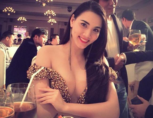 Choáng với dàn mỹ nữ toàn Hoa - Á hậu và chân dài trong phim Việt ngàn tập-6