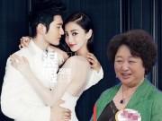 Làng sao - Trong mắt mẹ Huỳnh Hiểu Minh, Angelababy không giống như nhiều người nghĩ