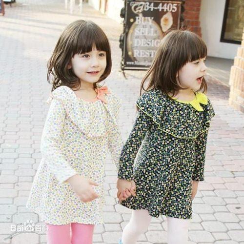 """Ngắm 3 cặp bé gái sinh đôi đẹp như thiên thần từng khiến dân mạng """"chao đảo"""" - 7"""