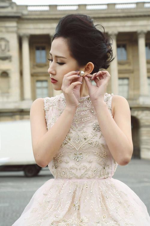 Bí quyết giúp nữ fashionsta Trâm Nguyễn tỏa sáng giữa kinh đô thời trang Paris-8