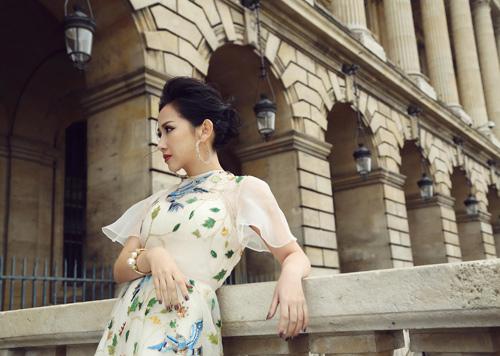 Bí quyết giúp nữ fashionsta Trâm Nguyễn tỏa sáng giữa kinh đô thời trang Paris-10