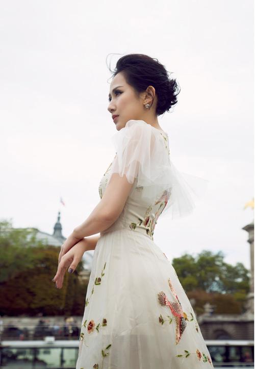 Bí quyết giúp nữ fashionsta Trâm Nguyễn tỏa sáng giữa kinh đô thời trang Paris-4